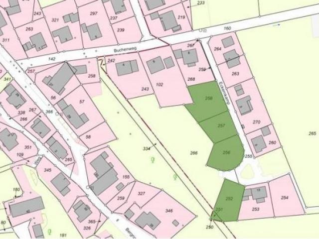 Wohngebiet »Hakenberg«