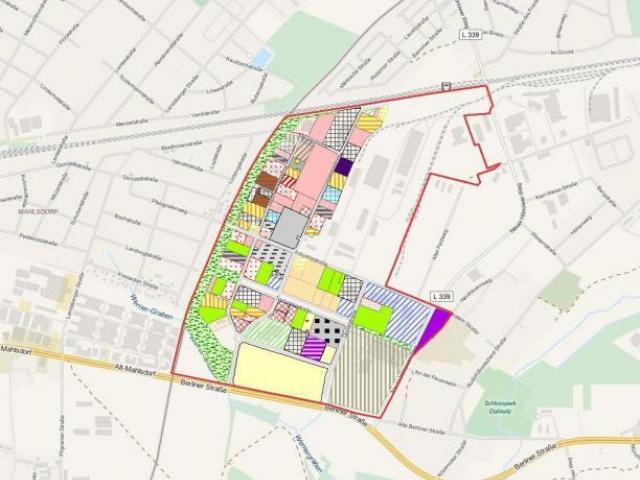 Gewerbegebiet »Industrie- und Gewerbegebiet Dahlwitz«