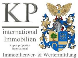 Logo KP International Immobilien Hofheim