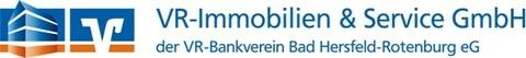 Logo VR-Immobilien & Service GmbH