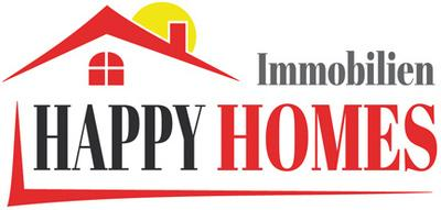 Logo HAPPY HOMES GmbH