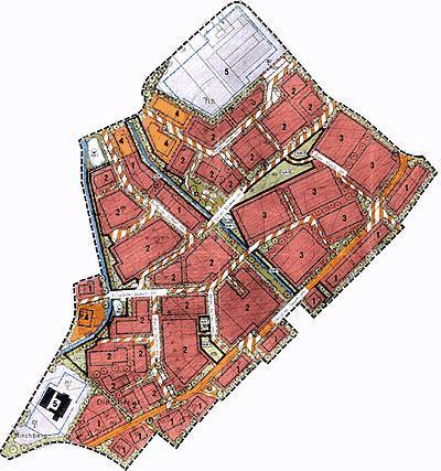 Wohngebiet »Kreuzwiesen«