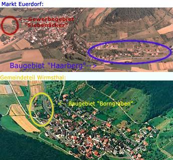 Mischgebiet »Borngraben (Gemeindeteil Wirmsthal)«