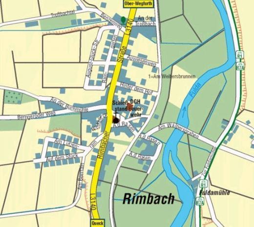 Wohngebiet »Rimbach«