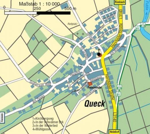 Wohngebiet »Queck«