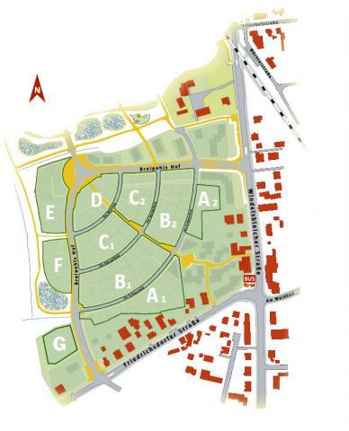 Wohngebiet »Breipohls Hof«