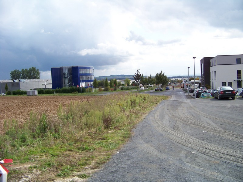 Gewerbe- und Industriegebiet »Nördlich der Kapellenstraße«
