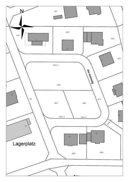 Mischgebiet »Holzweg Laubuseschbach«