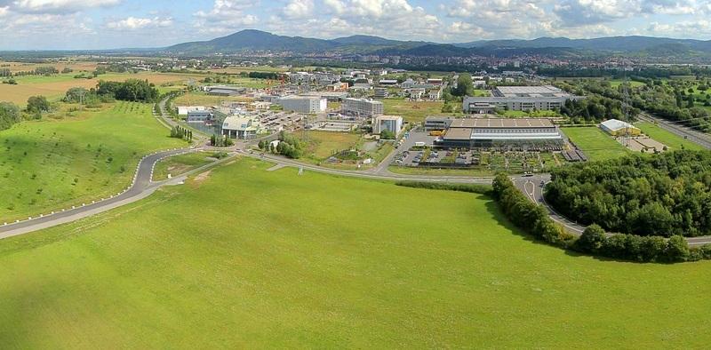 Gewerbegebiet »Campus Stubenwald«