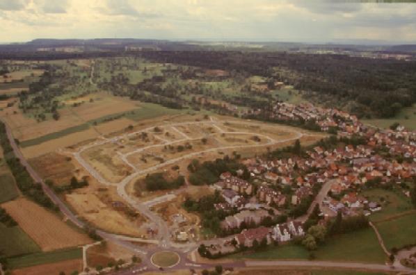 Wohngebiet »Niemandsberg«