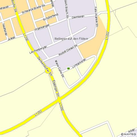 Gewerbegebiet »Lichtäcker«