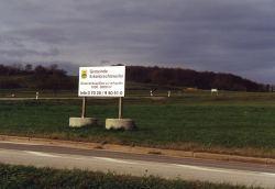 Gewerbegebiet »Weileräcker-Stellbaum«