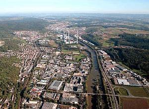 Gewerbegebiet »Neckarwiesen«