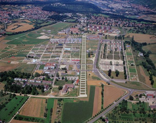 Wohngebiet »Scharnhauser Park«