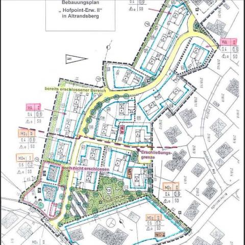 Wohngebiet »Hofacker-Erweiterung II«
