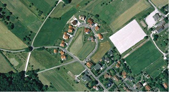 Wohngebiet »Gugelitze in Scherneck «