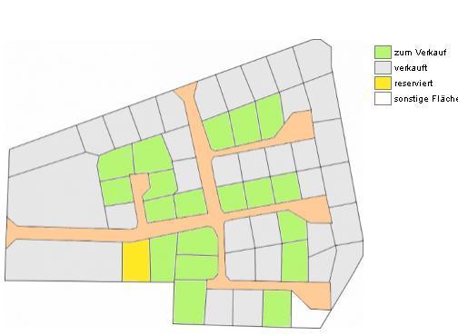 Wohngebiet »In dem Stadtfelde«