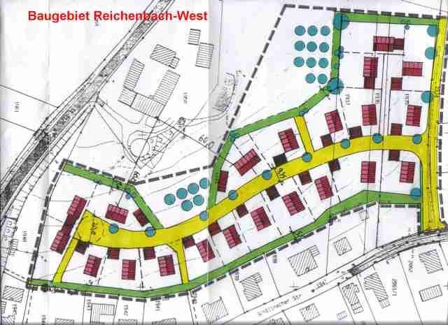 Wohngebiet »Reichenbach-West«