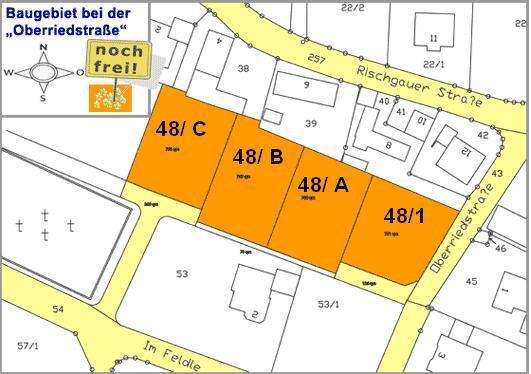 Wohngebiet »Oberriedstraße«