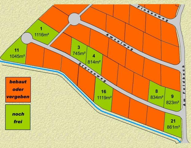 Wohngebiet »Baugebiet Marktoffingen«