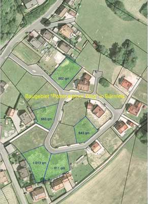 Wohngebiet »Pottensteiner Weg in Bärnfels«