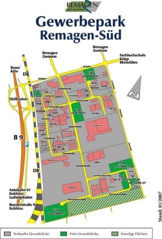 Bild des Baugebiets