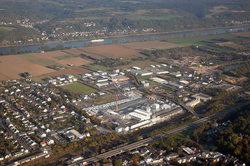 Gewerbegebiet »Gewerbe- und Industriepark Sinzig«