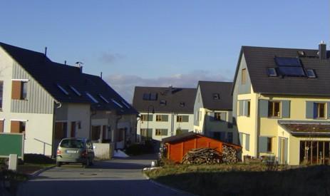 Wohngebiet »Eigenheimstandort (Kleinrückerswalde)«