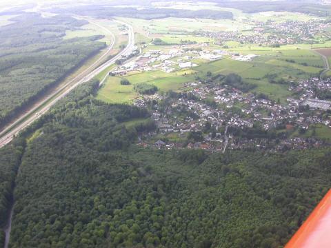 Industriegebiet »Urbacher Wald II«