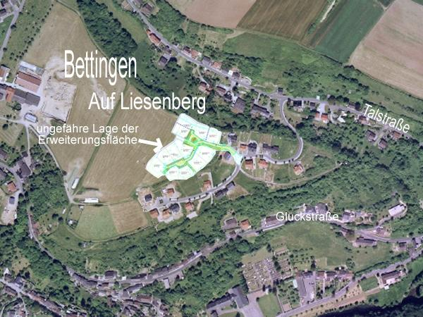 Wohngebiet »Auf Liesenberg, BA II«