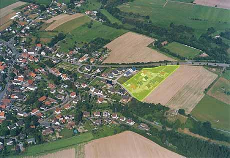 Wohngebiet »Steinbreite (Höxter-Fürstenau)«