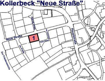 Wohngebiet »Neue Straße (Kollerbeck) «