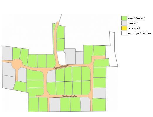 Wohngebiet »Gartenstraße«