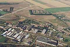 Industriegebiet »Junkersfeld«