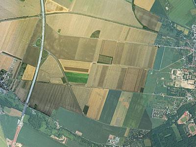 Industriegebiet »Gewerbe- und Industriegebiet Bernburg (Saale)-West an der A1«
