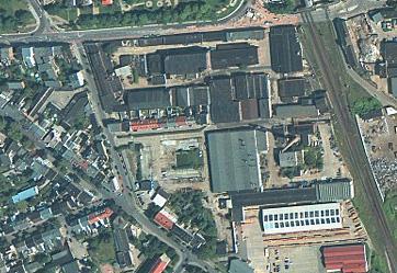 Gewerbegebiet »Südlich Martinplatz«