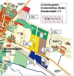 Gewerbegebiet »Oschersleben (Bode) BA V«