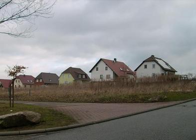 Wohngebiet »Wohnbaugebiet Mertendorf«