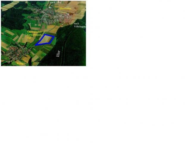 Gewerbegebiet »Ökologischer Gewerbepark Tal«