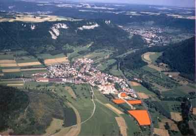 Gewerbegebiet »Brunnenwiesen, OT Hausen«