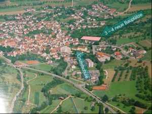 Wohngebiet »Berg/Friedhof«