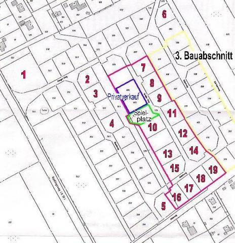 Wohngebiet »Baugebiet Nr. 12 «