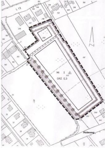 Mischgebiet »Mischgebiet B-Plan Nr. 13 «