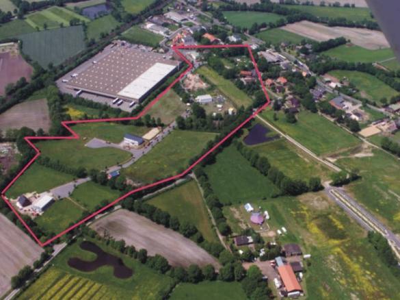 Gewerbegebiet »Horst, B-Plan G2 (Handwerkerallee)«