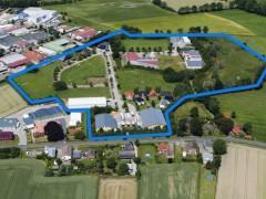 Gewerbegebiet »Gewerbegebiet Heede / Barmstedt, B-Plan2«