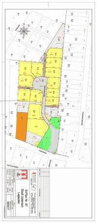 Wohngebiet »B-Plan Nr. 87 «