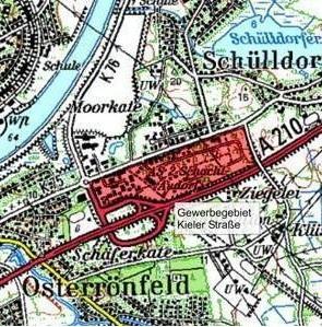 Gewerbegebiet »B 27 Kieler Straße Ost«