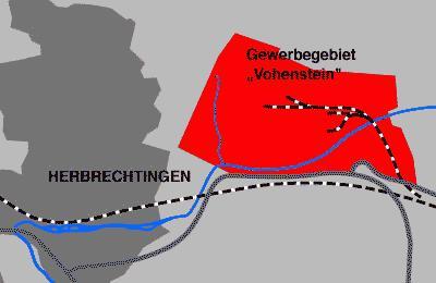 Gewerbegebiet »Vohenstein«