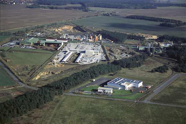 Gewerbegebiet »Industriegebiet Alteno-Luckau«