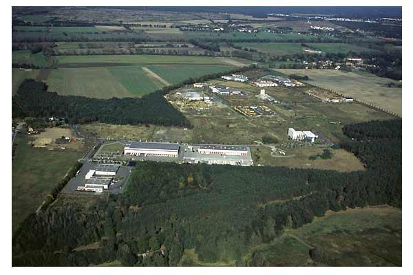 Gewerbegebiet »Gewerbepark Schenkendorf«